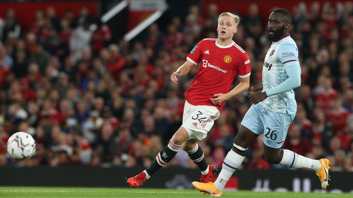 Manchester United gegen West Ham