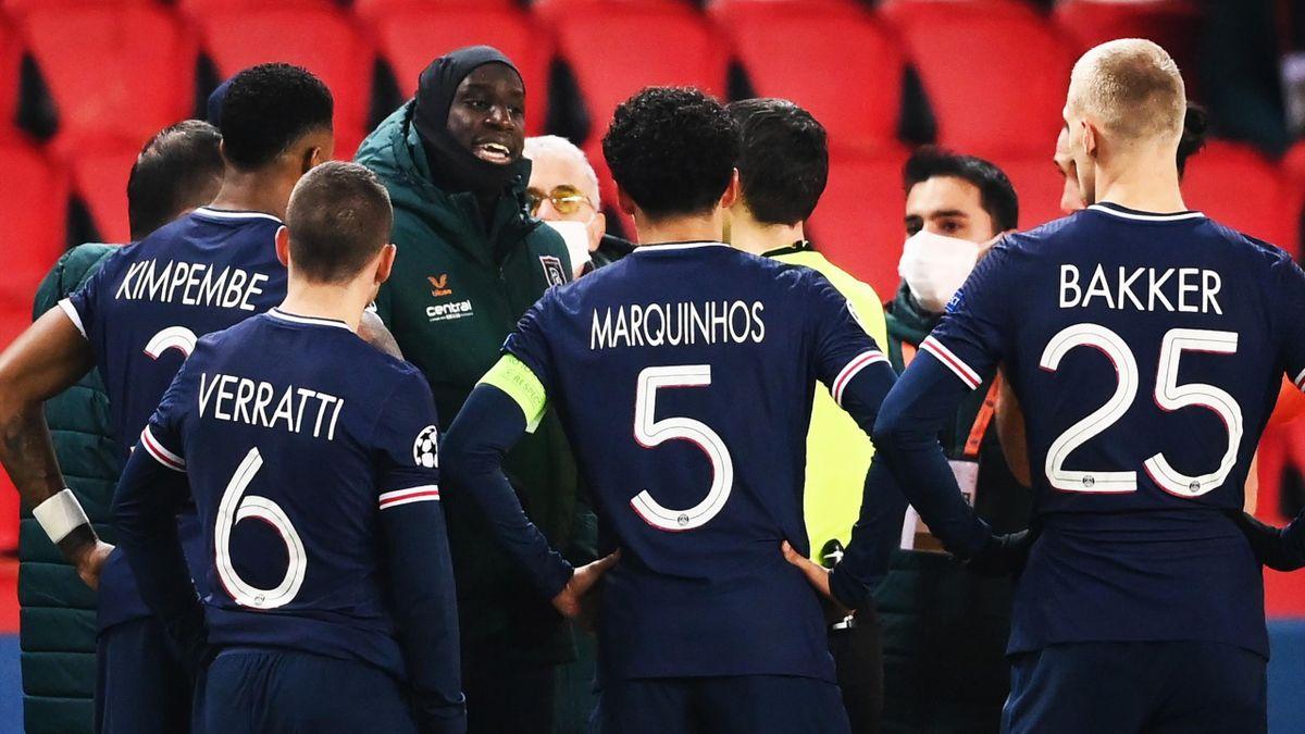PSG-Basaksehir, marcat de scandal de rasism