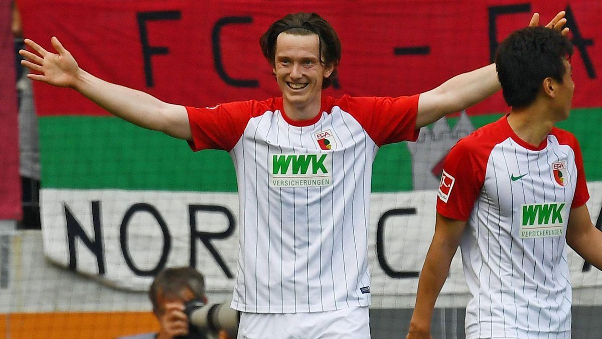 Michael Gregoritsch (FC Augsburg)