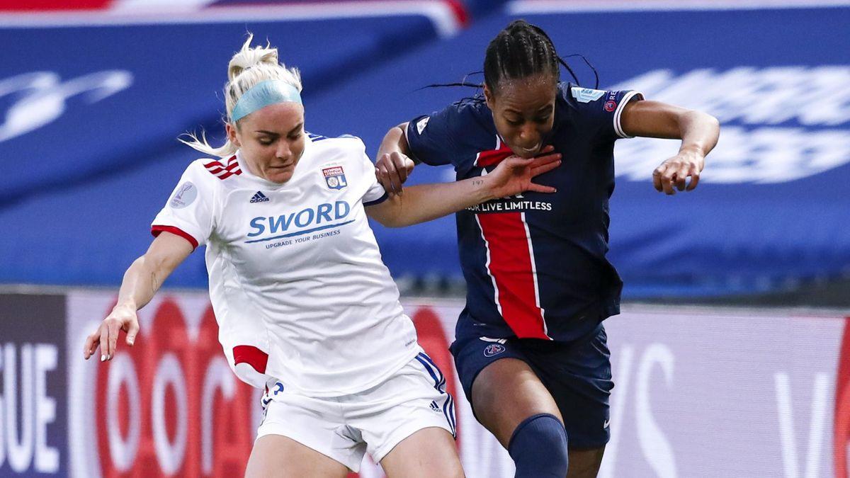 Lyon beat PSG 1-0 in the first leg