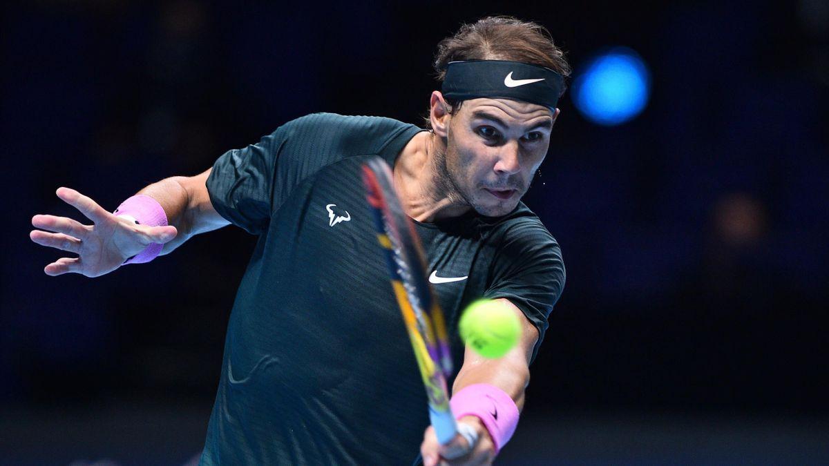 Rafael Nadal (ATP Finals 2020)