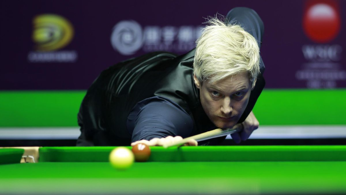 Neil Robertson International Championship