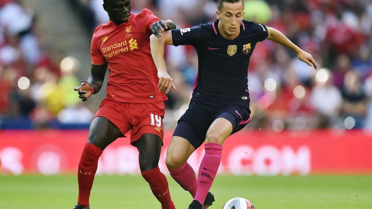 Juan Camara, jucătorul trecut pe la Barcelona, a semnat cu Dinamo