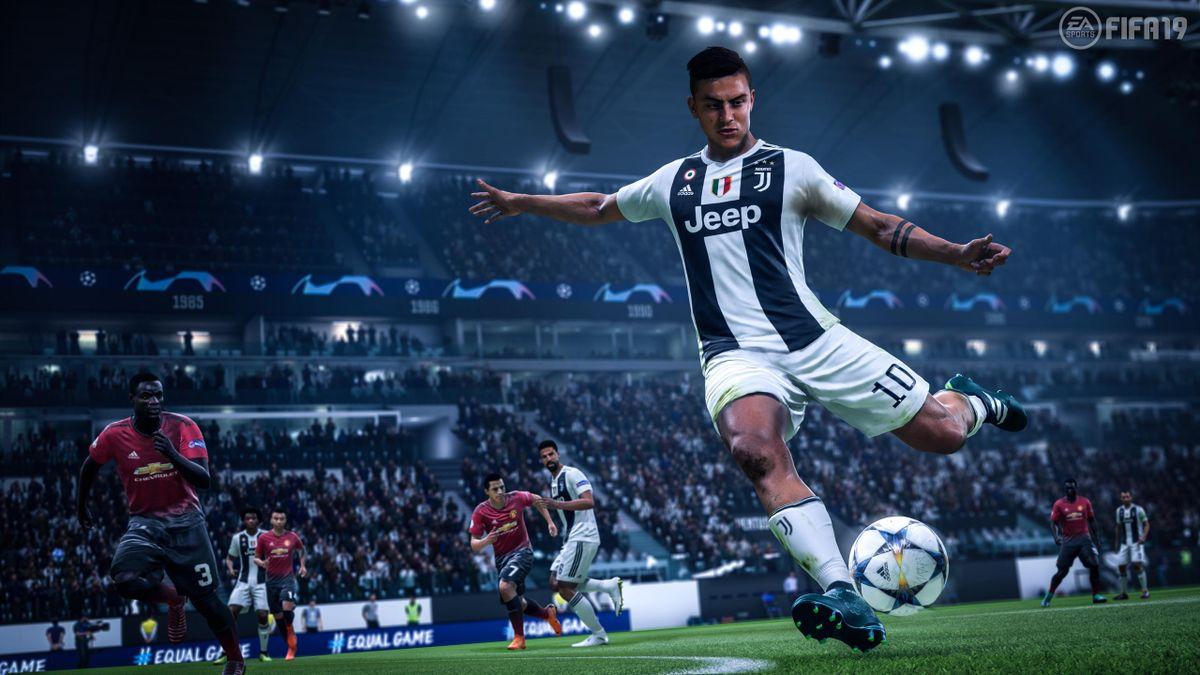 Paulo Dybala (Juventus Turin) dans FIFA 19
