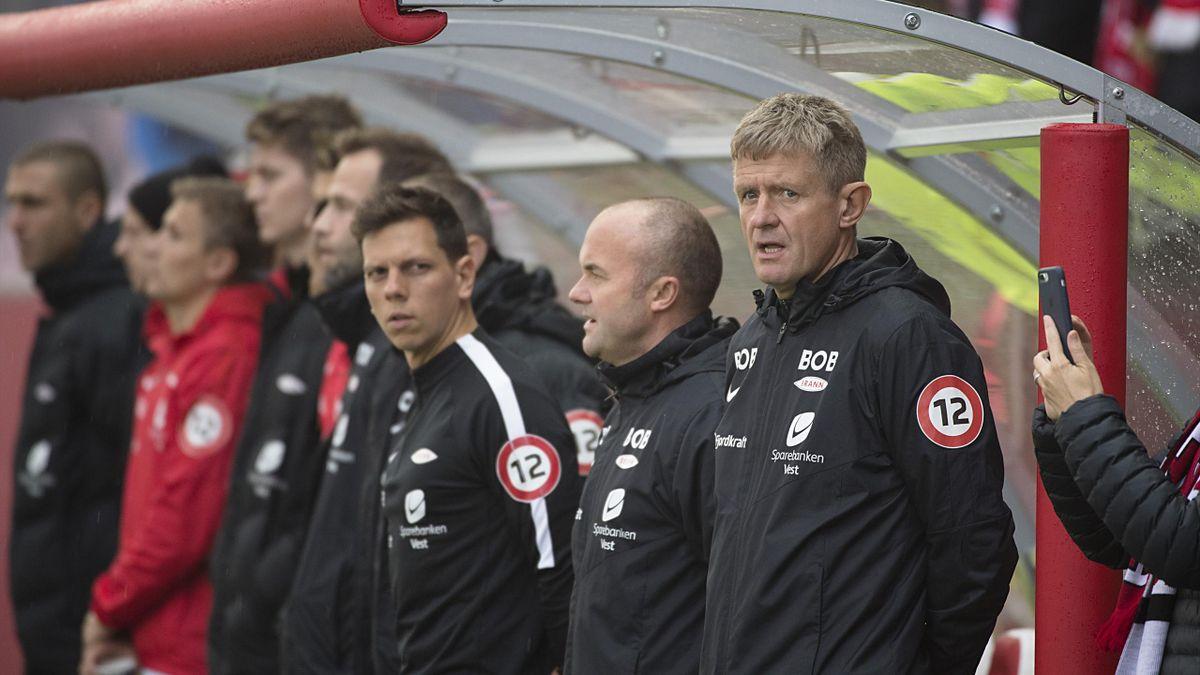 Lars Arne Nilsen Robert Hauge Manu Torres