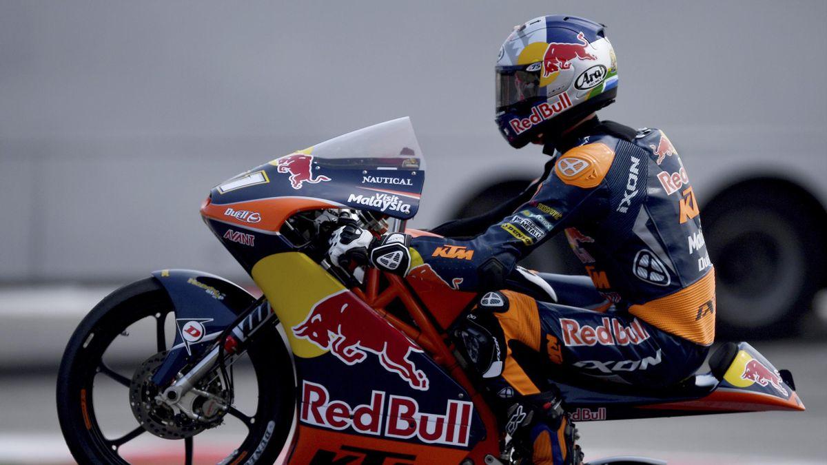Brad Binder (KTM Red Bull) - Moto3 GP of San Marino 2016