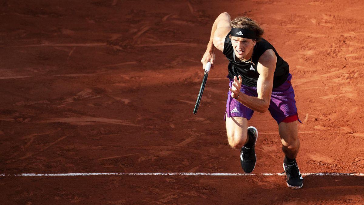Nimmt Fahrt auf in Roland-Garros: Alexander Zverev