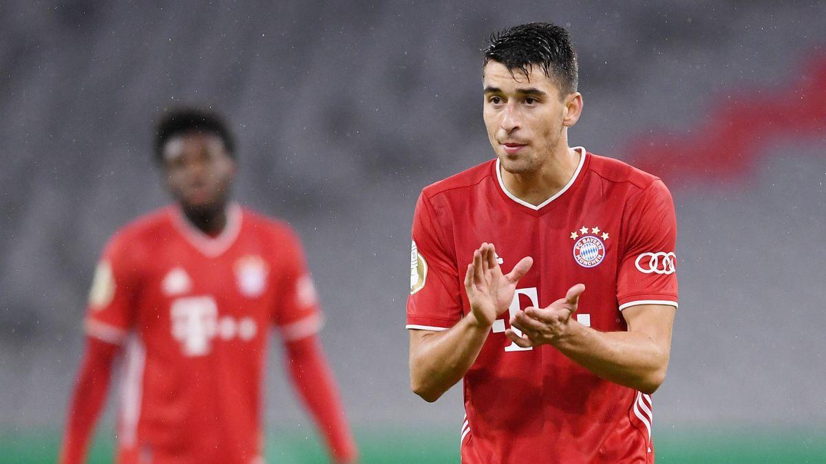 Marc Roca - FC Bayern München