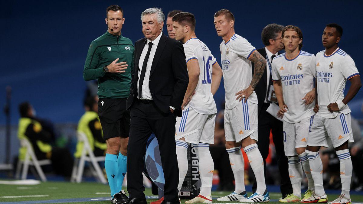 Carlo Ancelotti (Real Madrid)