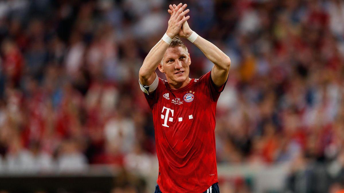 Bastian Schweinsteiger im Trikot des FC Bayern München