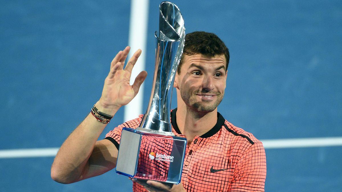 Grigor Dimitrov - ATP Brisbane 2017