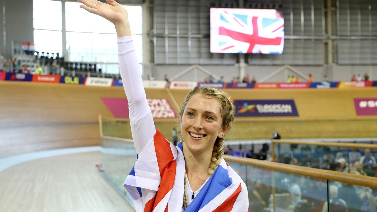 Laura Kenny is preparing for a third Olympic Games