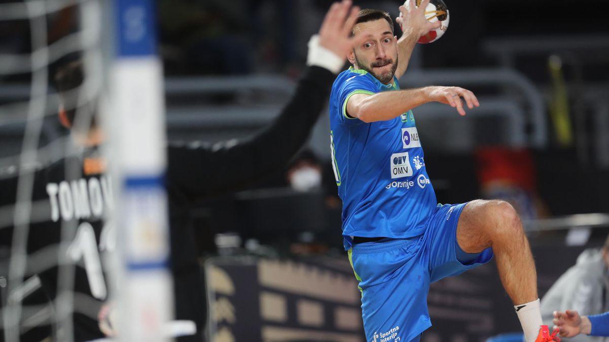 Dragan Gajic   Handball Slovenia   ESP Player Feature