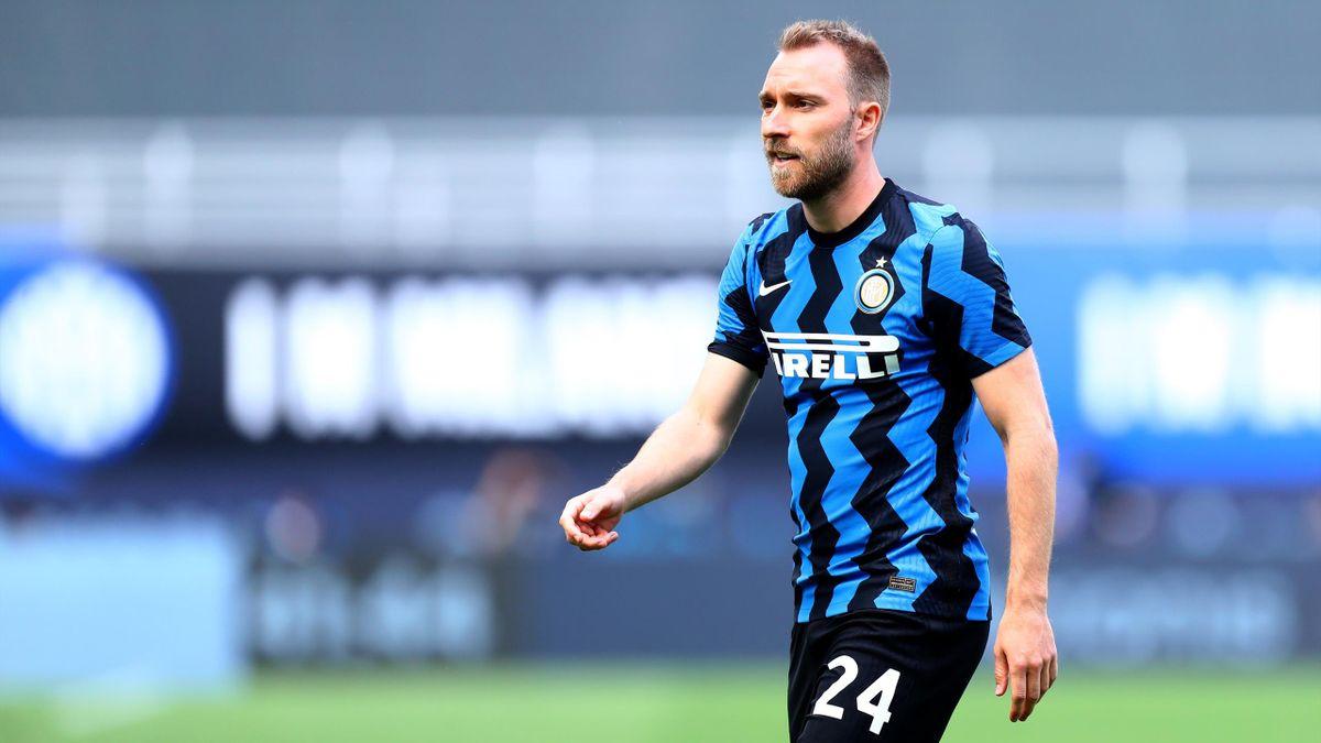 Christian Eriksen spielt seit Januar 2020 für Inter Mailand