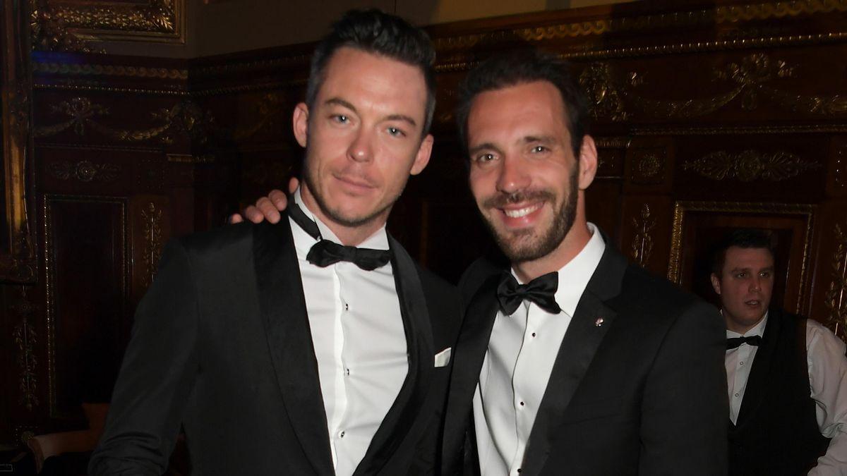 André Lotterer et Jean-Eric Vergne - ePrix de Monaco 2019