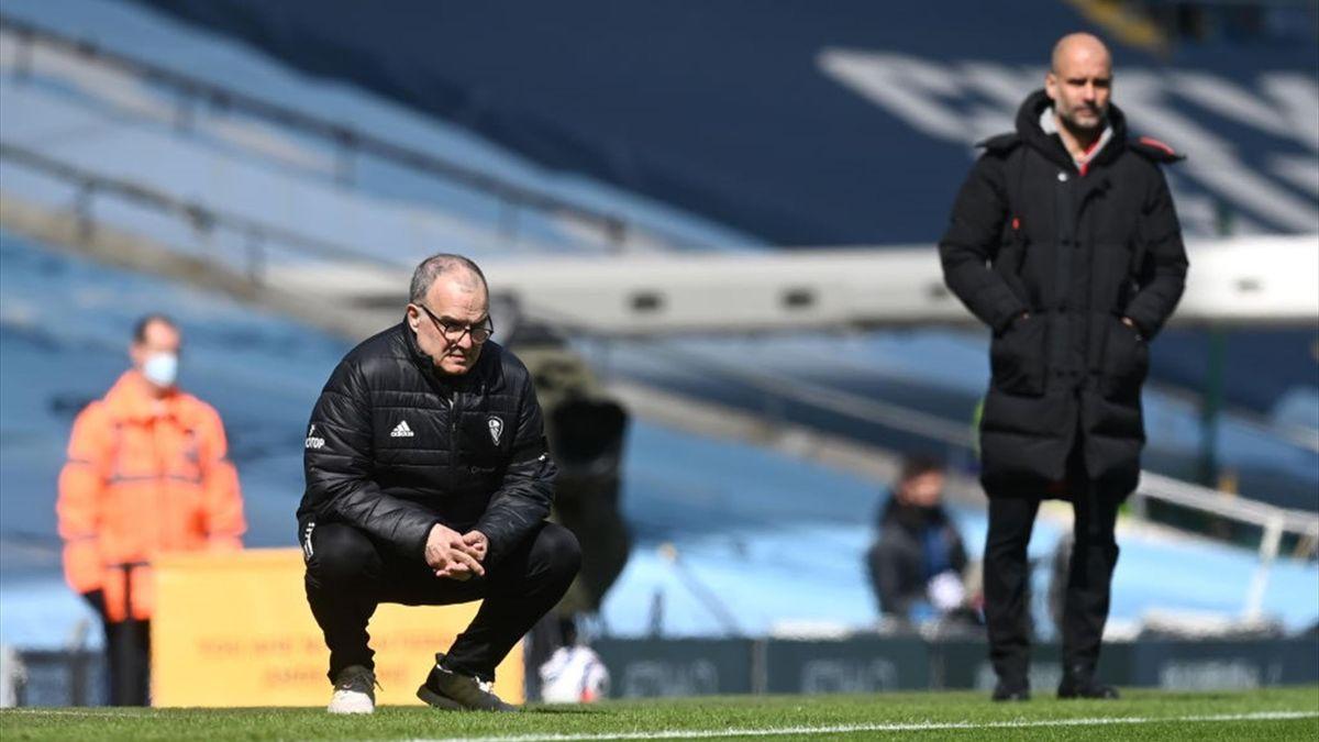 Guardiola și Bielsa sunt între remarcații acestui sezon de Premier League