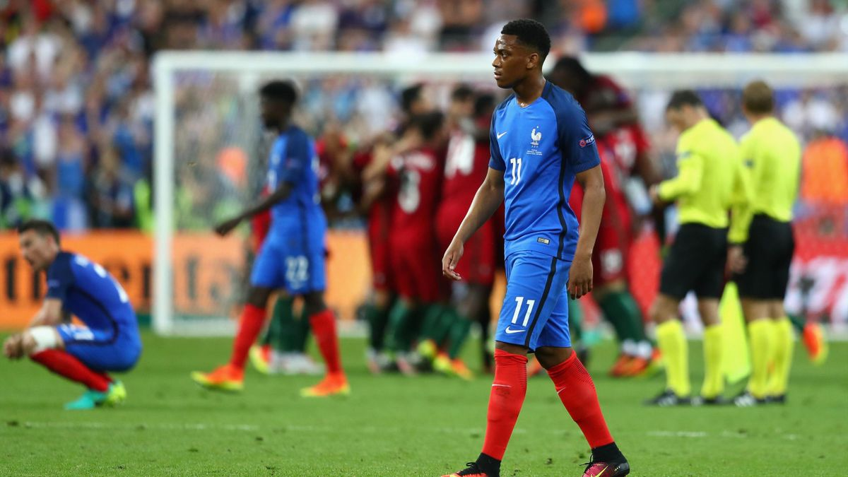 Anthony Martial, France