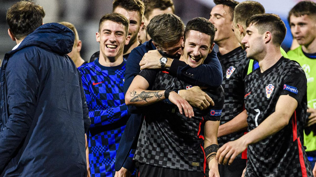 Домагой Брадарич, молодежная сборная Хорватии