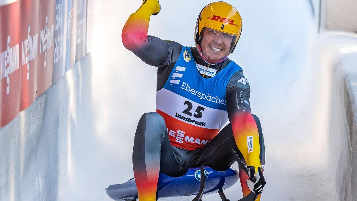 Felix Loch holt den nächsten Sieg im Weltcup
