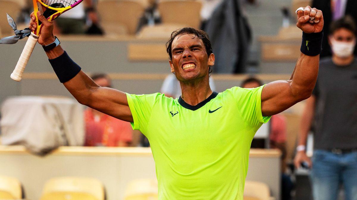 Rafael Nadal peilt den 14. Titel in Roland-Garros an