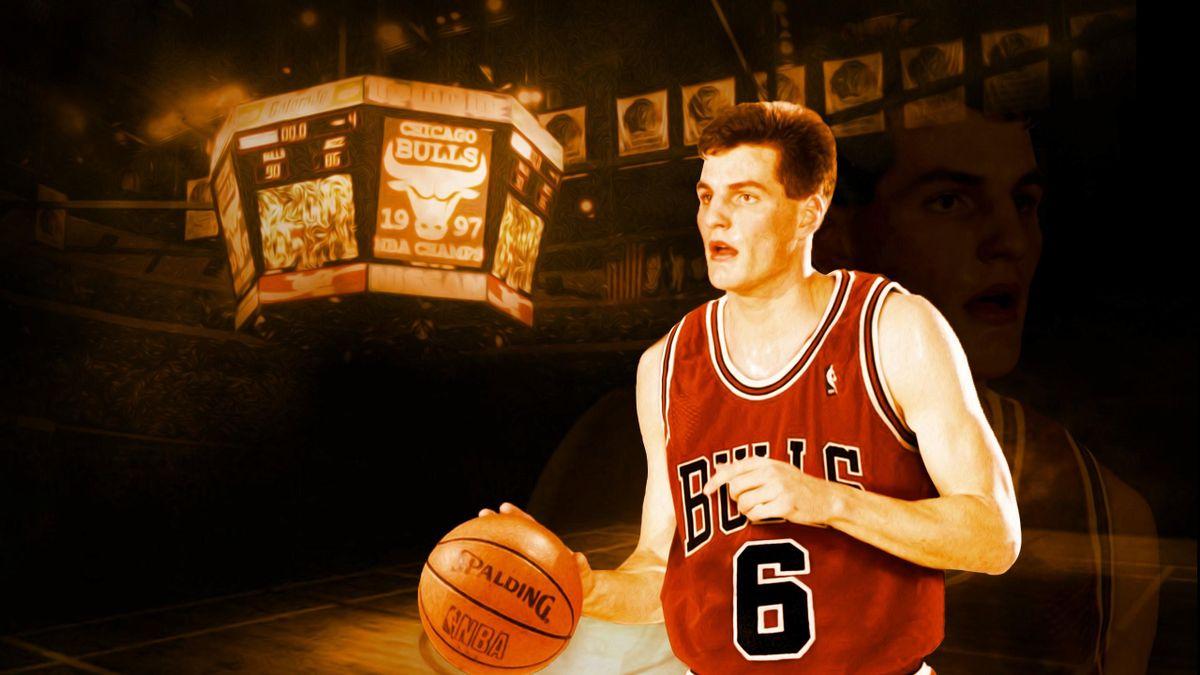 Matt Steigenga, le champion NBA le plus improbable de tous les temps (Visuel par Marko Popovic)