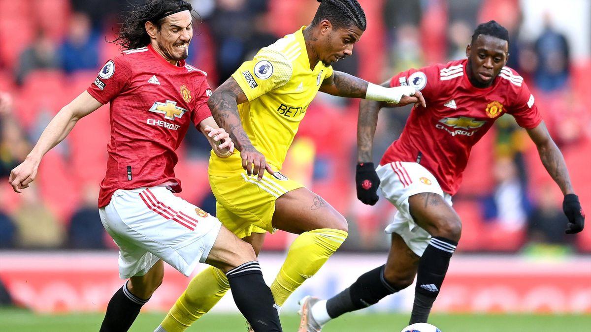Manchester United gegen den FC Fulham