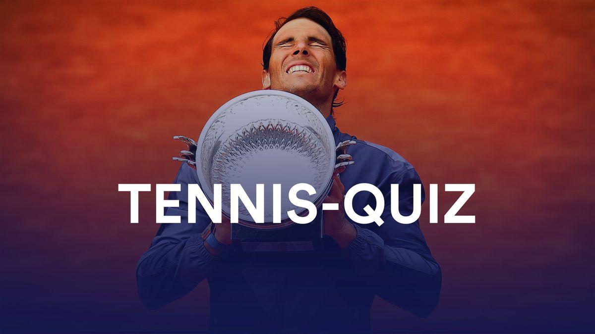 Tennis-Quiz: Rafael Nadal