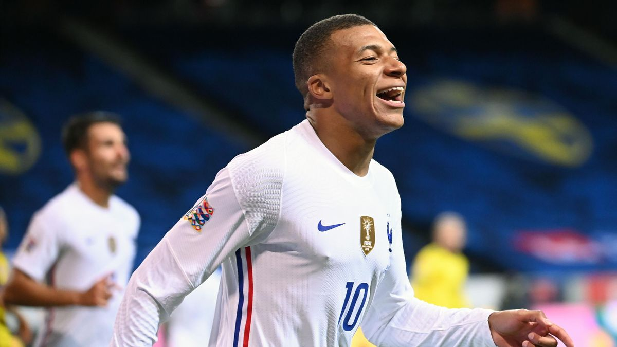 Kylian Mbappe Brilliance Edges France Past Sweden Eurosport