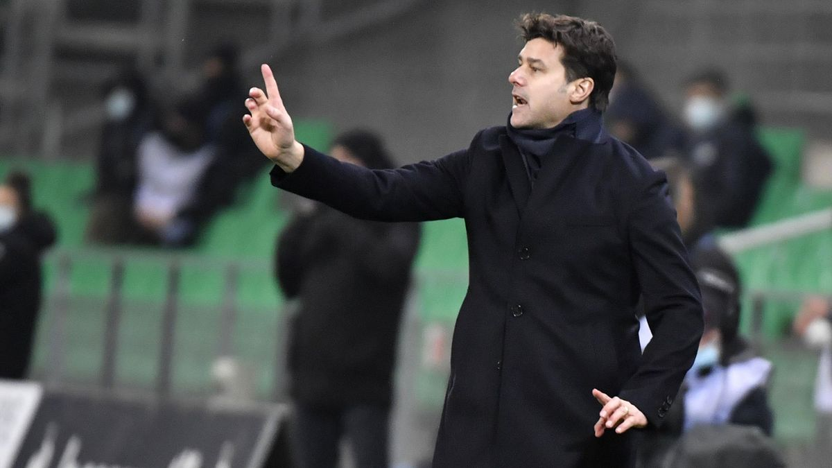 Mauricio Pochettino (entraîneur du Paris SG)