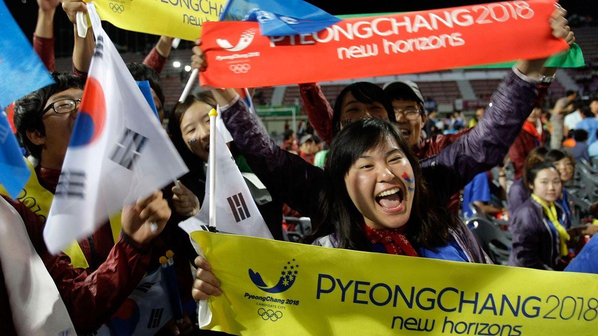 Crowd PyeongChang 2011