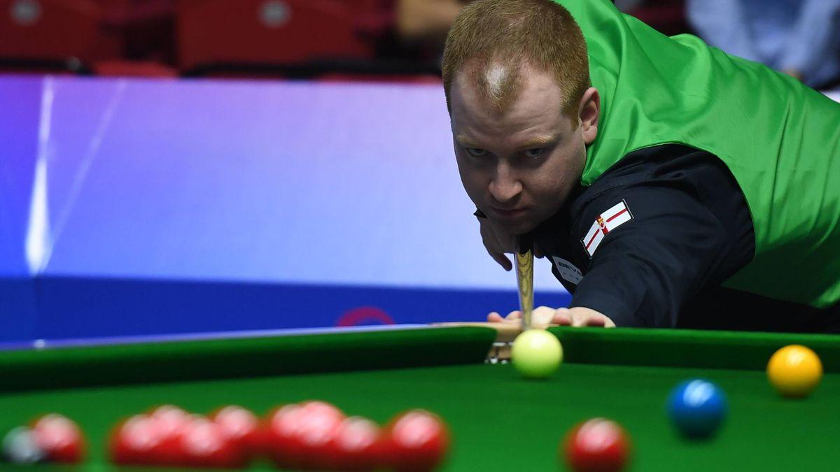 Jordan Brown ist der Welsh-Open-Champion 2021