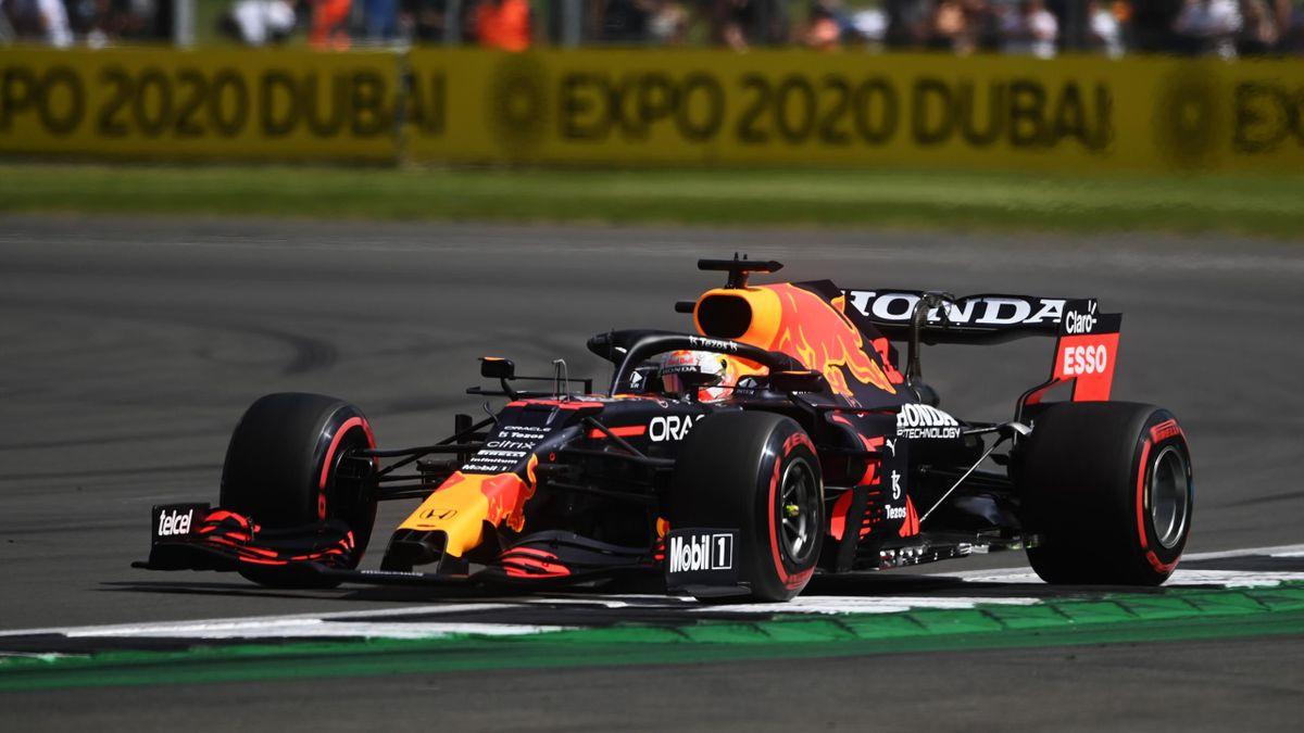 Red-Bull-Pilot Max Verstappen