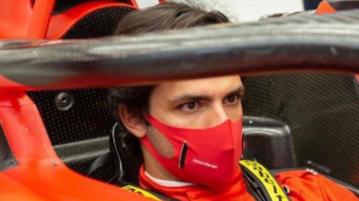 Carlos Sainz wechselte von McLaren zu Ferrari
