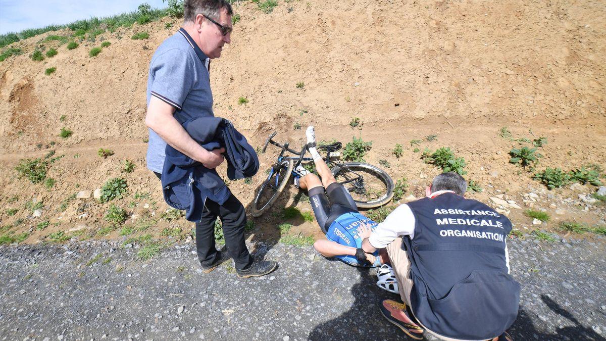 Michael Goolaerts (Veranda's Willems-Crelan) - Paris-Roubaix 2018