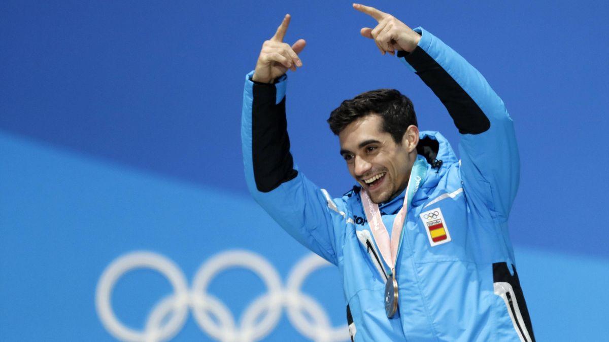 Tal día como hoy: Tres años de la histórica medalla olímpica de Javier Fernández
