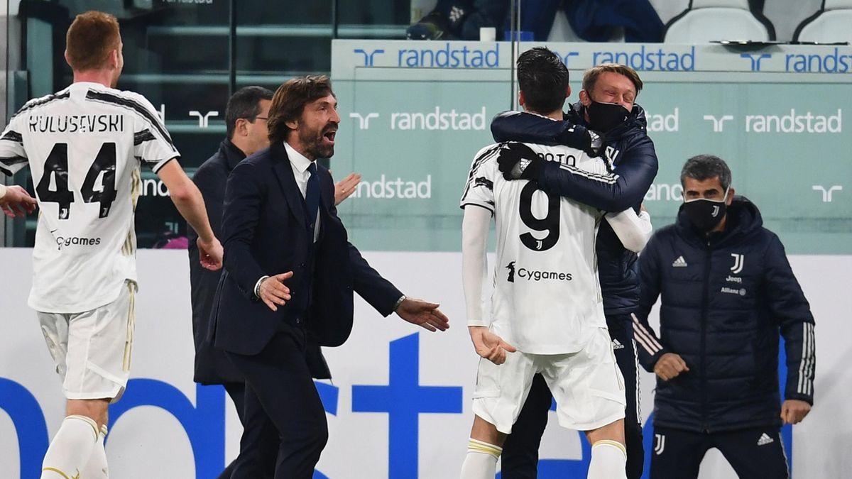 Serie A, Juventus-Spezia 3-0: Morata, Chiesa e Ronaldo rilanciano la Juve e  puniscono un buon Spezia - Eurosport