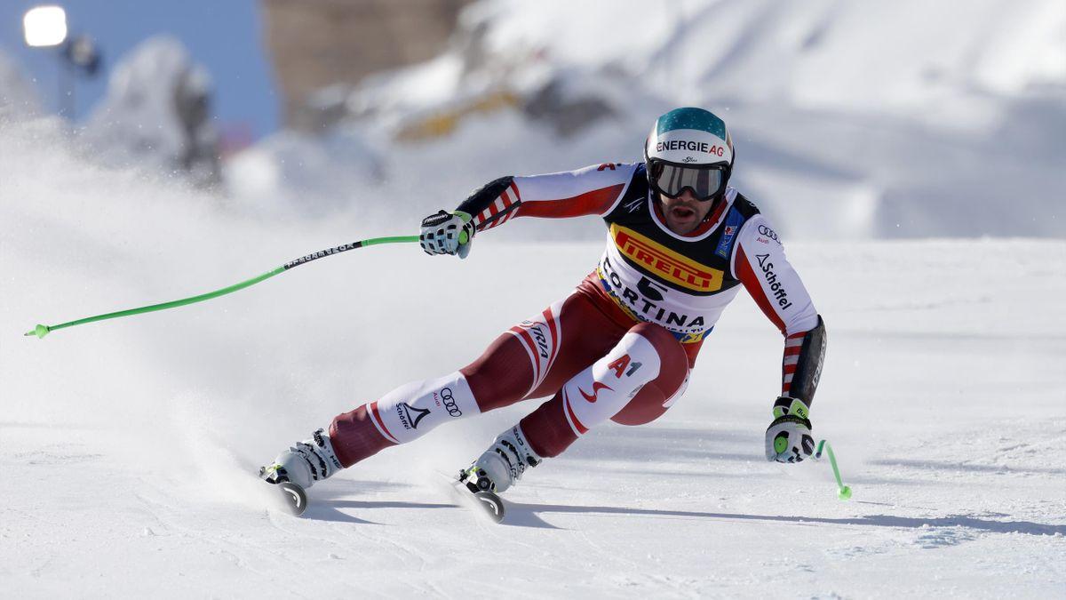 Vincent Kriechmayr | Alpine Skiing Super G | ESP Player Feature