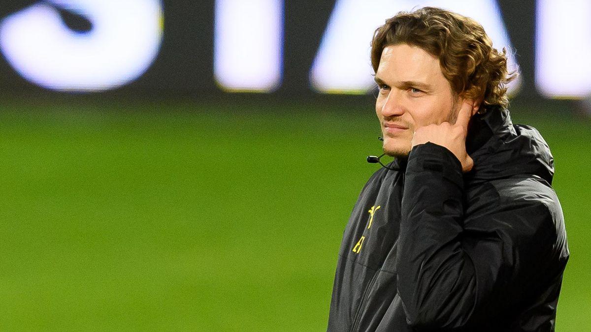 BVB-Trainer Edin Terzic