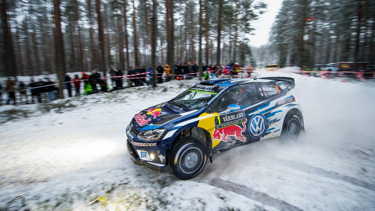 Sébastien Ogier (Volkswagen) - Rally of Sweden 2016