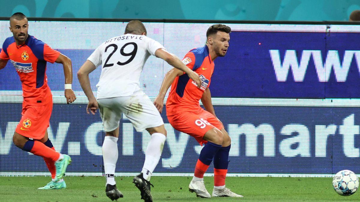 Cordea a marcat primul său gol pentru FCSB