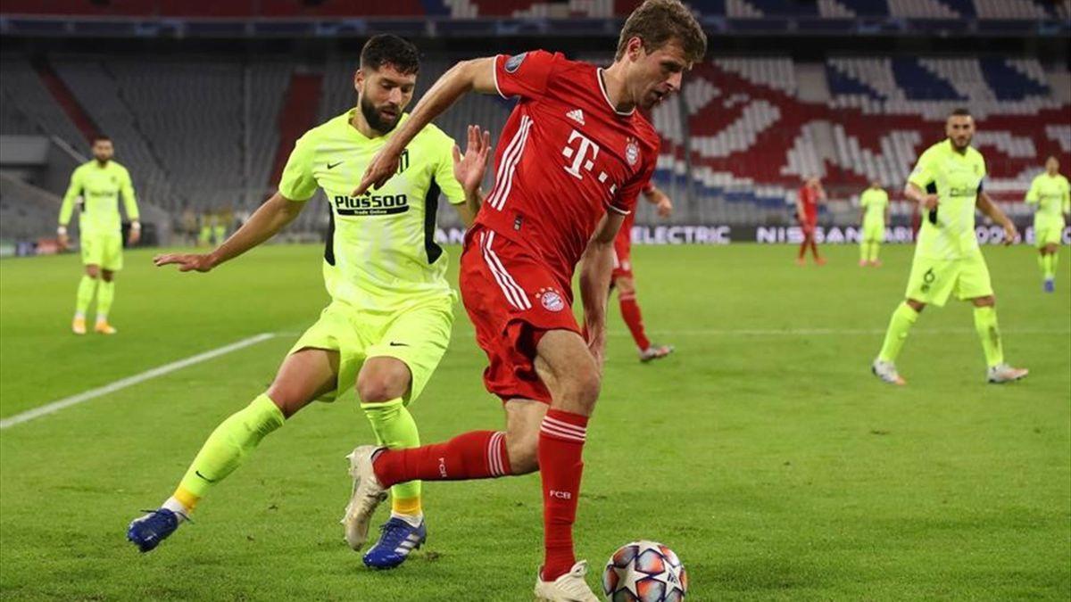 Bayern - Ateltico 4-0, în Champions League