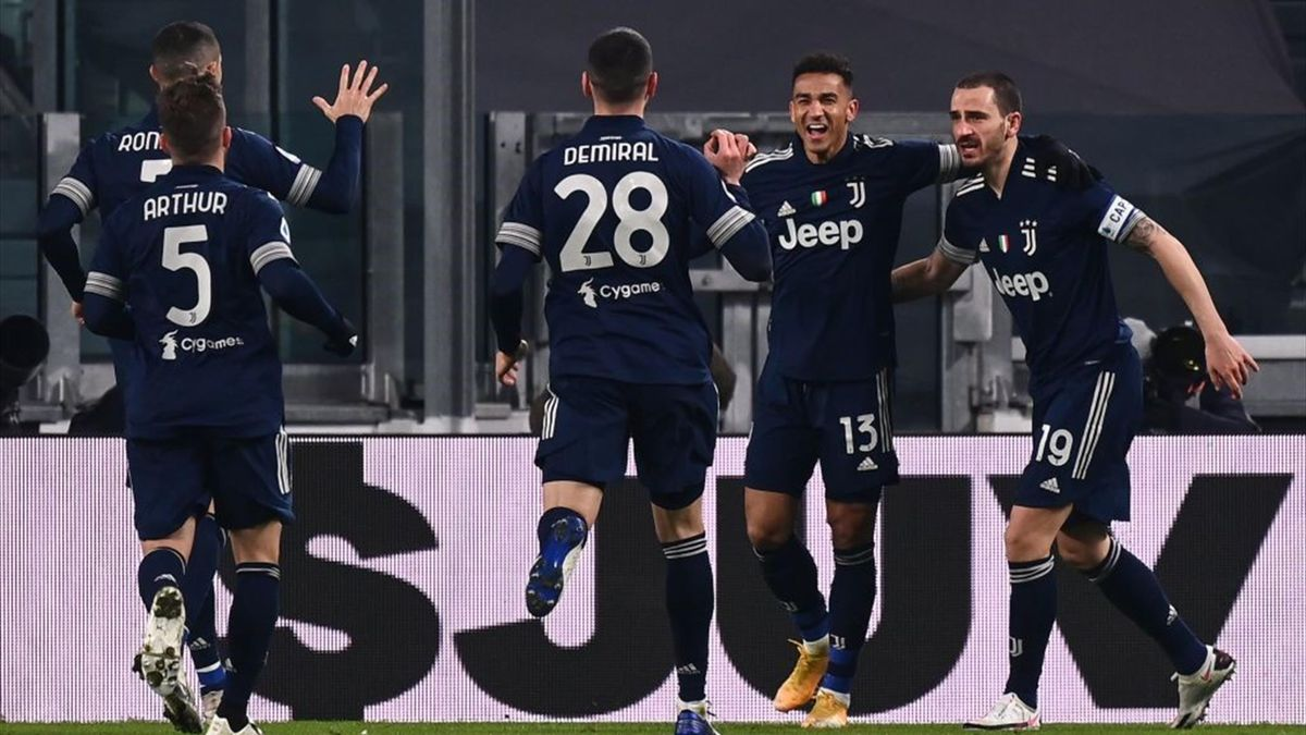 Danilo, Ronaldo - Juventus-Sassuolo - Serie A 2020/2021 - Getty Images