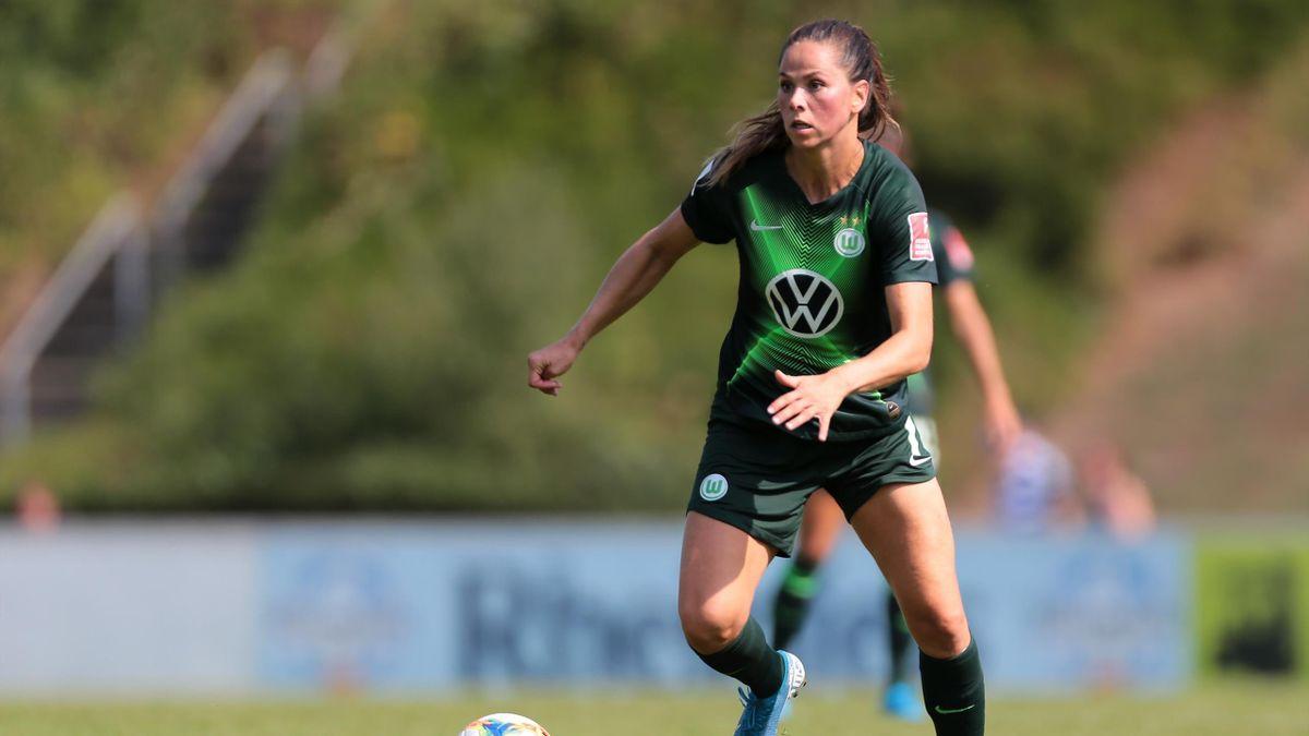 Sara Bjoerk Gunnarsdottir - VfL Wolfsburg