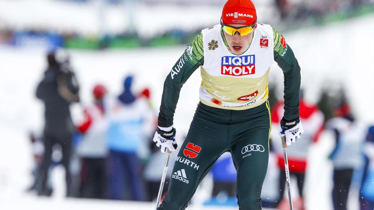 Eric Frenzel ist wieder erfolgreichster WM-Kombinierer