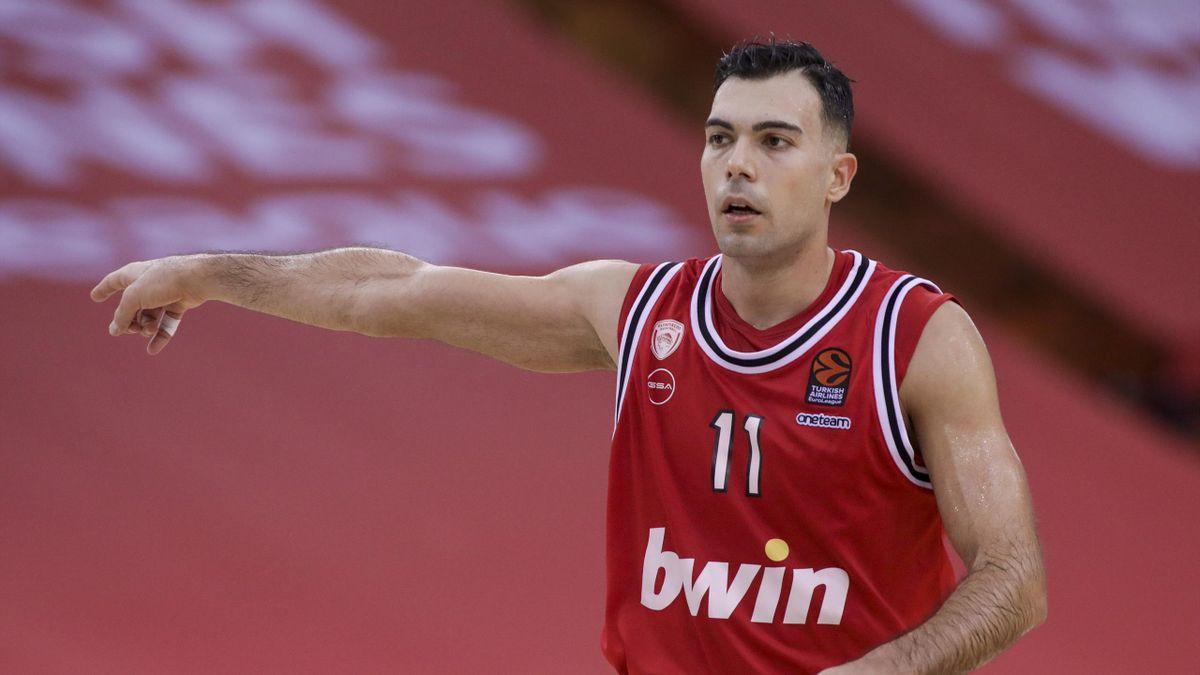 Kostas Sloukas, Olympiacos, Euroleague 2020-21