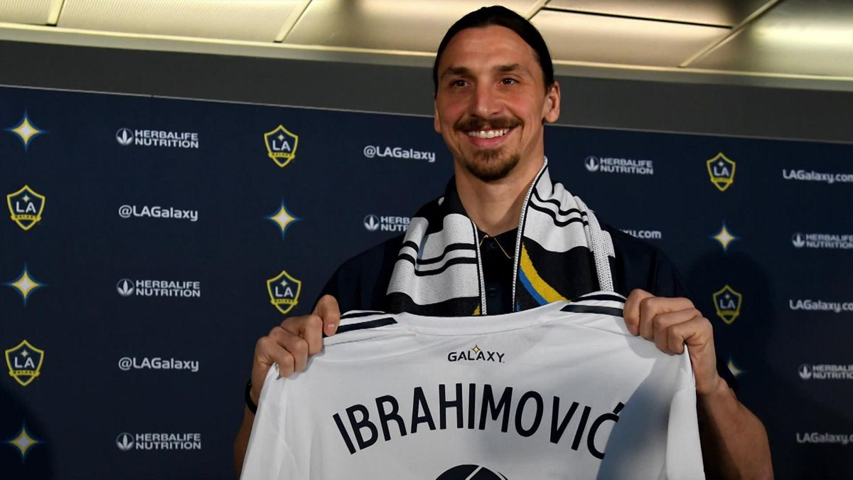 Live Moments : Zlatan first game