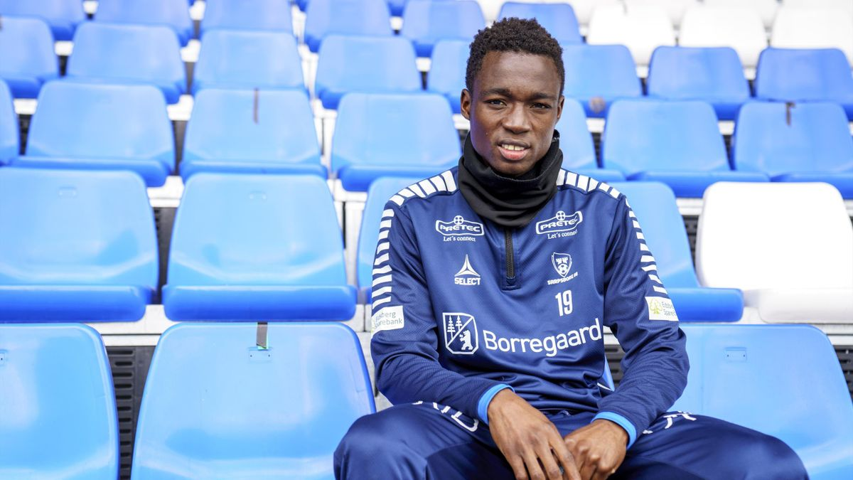 Laurent Mendy, Sarpsborg 08