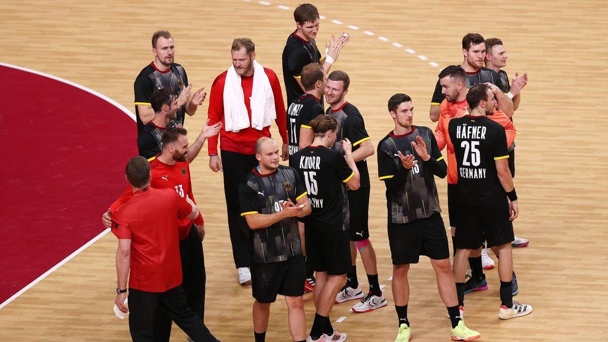 Die Handballer starten in die K.o.-Runde.