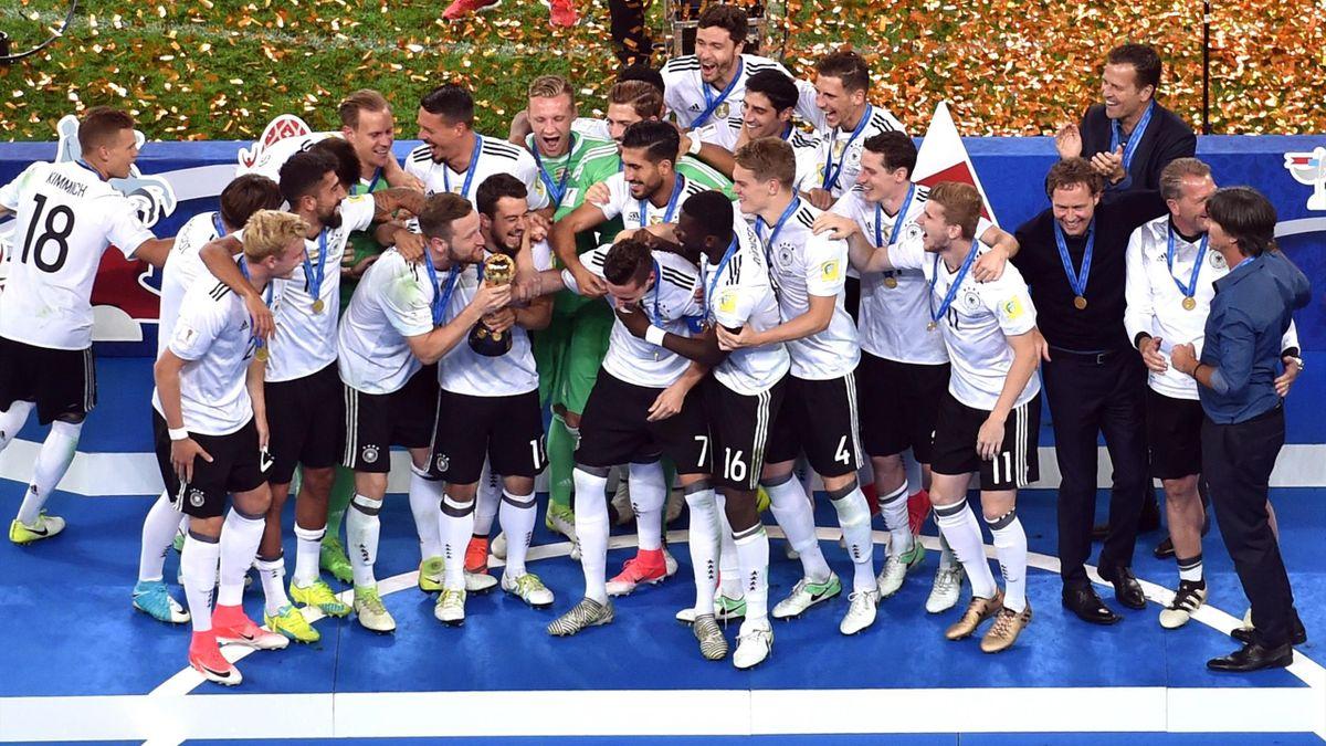 Deutschland holt den Confed-Cup-Titel 2017