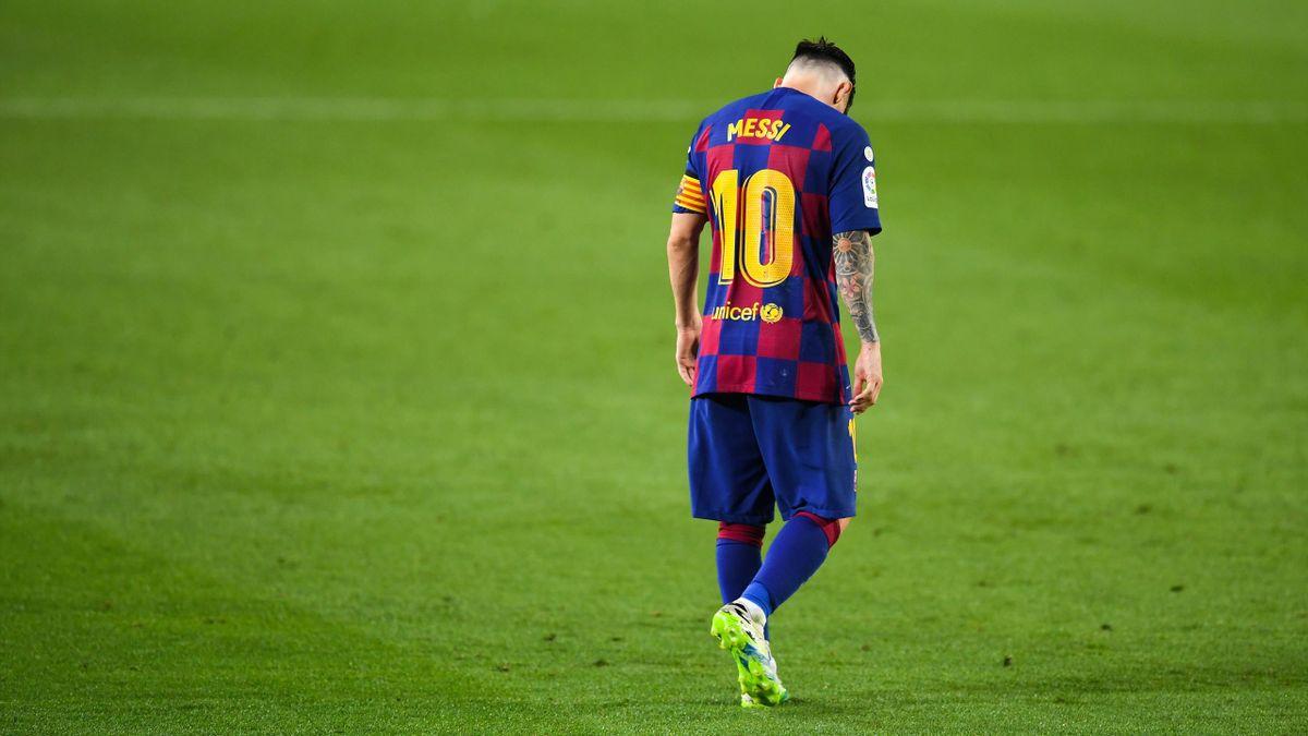 Lionel Messi kehrt dem FC Barcelona den Rücken